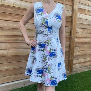 REISS size Small floral dress
